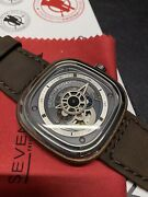 Sevenfriday P-series P3/02 Woody I Limited Edition 350 Units Rare Collectors