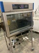 Blickman 7925tg Warming Cabinet W/ Stand New Fast Shipping
