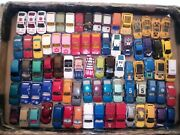 Majorette Etc - Renault - French Car Collection - Unboxed - Toy Model Cars X80
