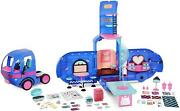 L.o.l. Surprise 4 In 1 Glamper Fully Furnished Interactive Children Toy