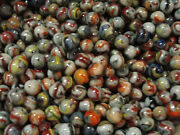 D.a.s. 4 Pounds Of The 1/9/16 Buckeye Marbles Made By Dave Mccullough