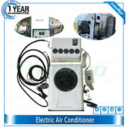 Car Air Conditioning System For Truck Rv 24 /12 Volt Tractor Air Conditioner
