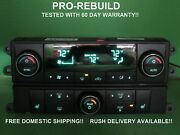 55111807ah 08-10 Caravan Town And Country Auto Climate Heater Control Rebuilt 0124