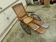 Vintage The Gendron Wheel Company Wheel Chair Catalog 69060 N Perfect To Restore