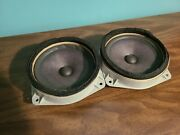 2005-2009 Subaru Legacy/outback Door Speaker Front Left And Right Lower Used