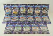 Muscle Machines Lot Of 17 Diecast Cars Coupe Bel Air Thunderbird Camaro And More