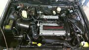 90-92 Mitsubishi 4g63 Turbo 6 Bolt Engine/motor Dropout With Turbo Video Tested