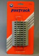 Brand New Lionel Fastrack Transition O Gauge Track Adapter Section 6-12040