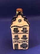 Early Klm House 3 Made By Rynbende With Original Sticker - Empty