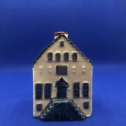Early Klm House 4 Made By Rynbende With Original Sticker - Empty