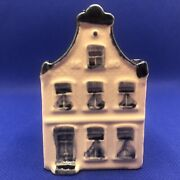 Early Klm House 5 Made By Rynbende With Original Sticker - Empty