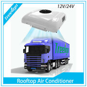 12v / 24v Ambulance Van Rooftop Electric Universal Bus Air Conditioner Tractor
