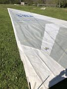 Collection Of Used Sails From Cal 36 Sailboat