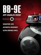 Star Wars Robot Bb-9e Enabled Droid Trainer Of Sphero Directed Per Smarphone
