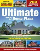 Ultimate Book Of Home Plans By Creative Homeowner Editors 2015 Trade...