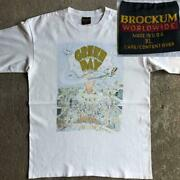 90s 1994 Make Made In Usa Green Day Dookie T-shirt