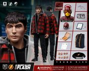 Youngrich Toys 1/6 Yr014 Barry Allen The Flash Casual Clothes Ver. Action Figure