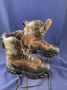 Cabelas 83-0507 Thinsulate Dry Plus Insulated Camo Hunting Boots Mens 11d