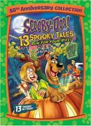Scooby-doo 13 Spooky Tales Run For Your And039rife Dvd Used Very Good