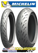 Michelin Pilot Power 5 Tire Set 120/70-17 Front And 180/55-17 Rear - 2 Tires