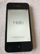 Iphone 4s Unlocked Used, Great Starter Phone, No Scratches Or Signs Of Wear.