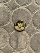 1910-12 Ty Cobb Sweet Caporal Pin Detroit Tigers Hof Sm Letter