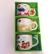 Starbucks You Are Here Collection Ornament Size 3 Pieces Set