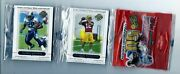 2005 Topps Aaron Rodgers Gem Mint Rookie Sealed In Pack Whats Inside Auto