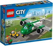Lego City Cargo Airplane 60101 Building Toys For 5 To 12 Children