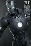 Hot Toys Mms153 Ironman Mark4 Secret Project Sideshow Exclusive