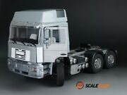 Scaleclub Man 1/14 Scale Truck, 6x6, Full Metal Kit, For Assembling.