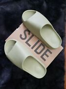 Adidas Yeezy Slide Resin Gz5551 Size 14 Ready To Ship