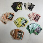 1977 Star Wars Topps Trading Cards Multiples