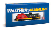 Walthers Mainline 910-20469 National Railways Of Mexico Ndem 7101 Gp9 Dcc Sound