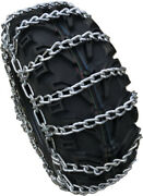 Can-am        Rally 200 22x10-10 R Atv Tire Chains