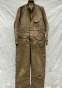 Rare Imperial Japanese Army Yokosuka Navy Jumpsuit Military Antique From Japan
