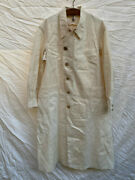 Rare During The War Imperial Japanese Army Doctor Coat Military Antique Japan