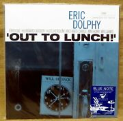 Sealed Rm Stereo Music Matters Blue Note 180g 45 2x Lp Eric Dolphy Out To Lunch