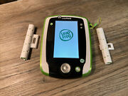 For Parts Or Repair - Leap Frog Leappad2 Explorer Green And White