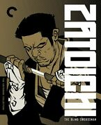 Zatoichi The Blind Swordsman The Criterion Collection [blu-ray] From Japan