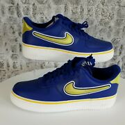 Size 14 - Nike Air Force 1 '07 Lv8 Sport Warriors 2018