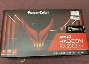 Powercolor Red Devil Radeon Rx 6900xt Ultimate Edition.