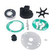 Water Pump Impeller Kit For Yamaha 25hp 30hp 689-w0078-05 Outboard Engines