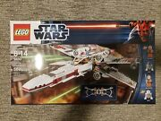 Lego Star Wars 9493 X-wing Starfighter New In Sealed Box Retired