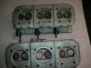 Corvair 62-63 Turbo Heads 3817287 Fully Rebuilt, Bronze Guides, New Gm Springs