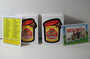 Wacky Packages Ans Series 11 2013 Complete Card Set With Variants 110 Total