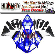 Injection Motorcycle Abs Fairings Body Work Kits Set Fit Yamaha Yzf R1 09-14