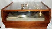 Empire Turntable 598 Ii Very Nice Extra Cartridge, And Stylus Service 2 Years Ago