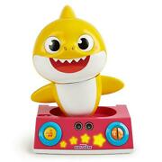 Pinkfong Baby Shark Interactive Musical Dancing Dj Toy Yellow For Ages 2+ New