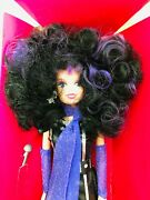 Vintage 1980s Creata Lace Celebrity Rock Star Doll Brand New In Box